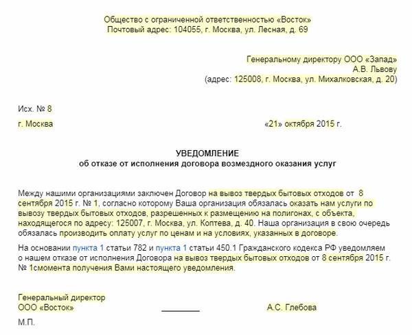 Договор на оказание услуг персоналом